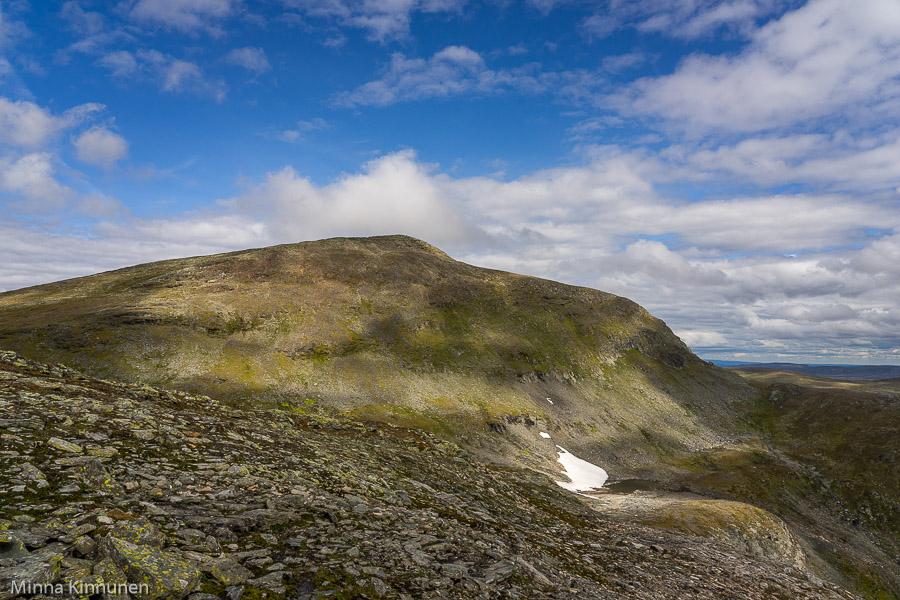 Skarsfjället Norra