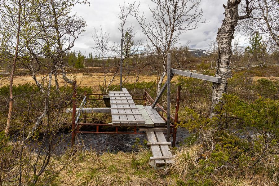 Bro över Fiskbäcken