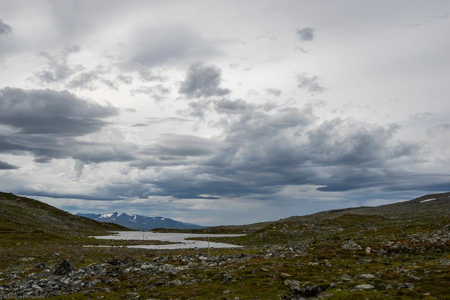Det regnar i Norge