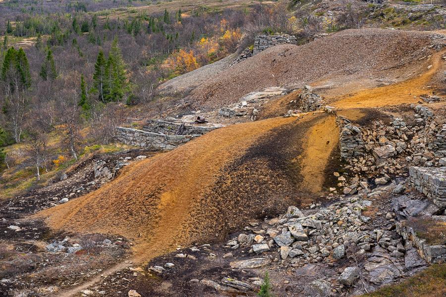 Bjelkes gruvor