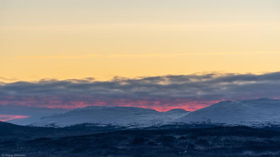 Moln i horisonten