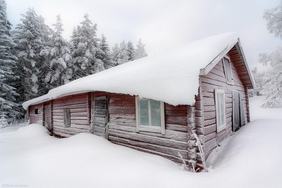 Frostigt hus